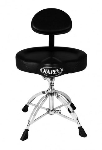 Mapex T775 Back Rest Saddle Throne
