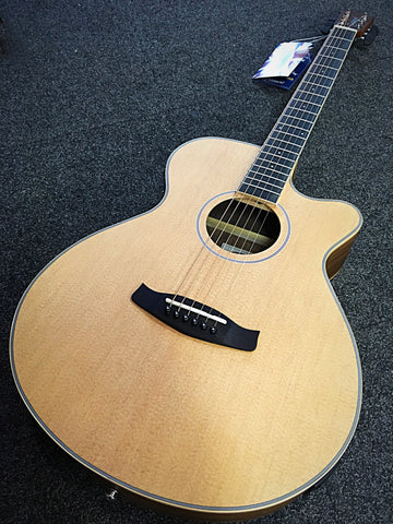 Tanglewood Discovery Electro Acoustic Guitar - Black Walnut