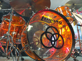 Ludwig Complete Led Zeppelin Drum Kit & Cymbals (used)