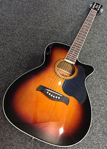 Richwood RA-12 Super Folk Electro-Acoustic (Sunburst)