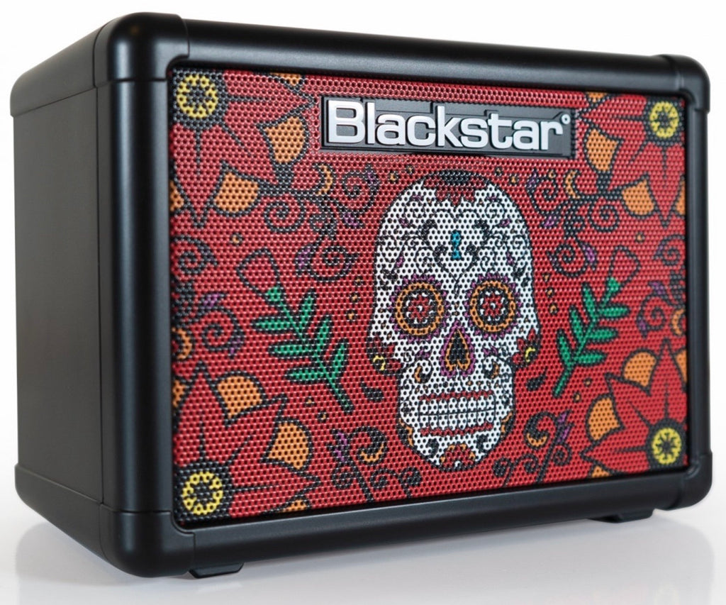 Blackstar - Fly 3 Limited Edition Sugar Skull