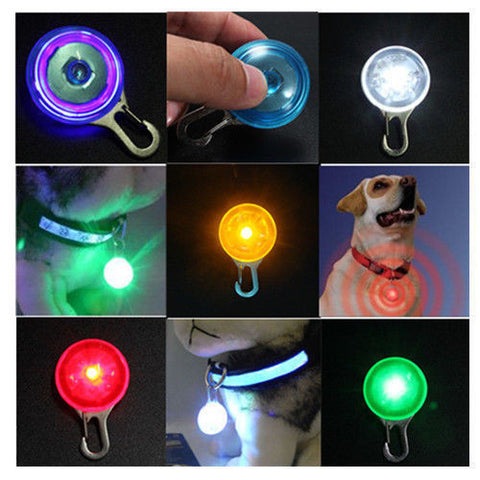 Pet LED Safety Night Light Pendant