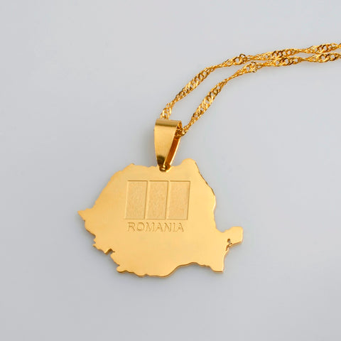 Love Romania - Limited Edition Necklace