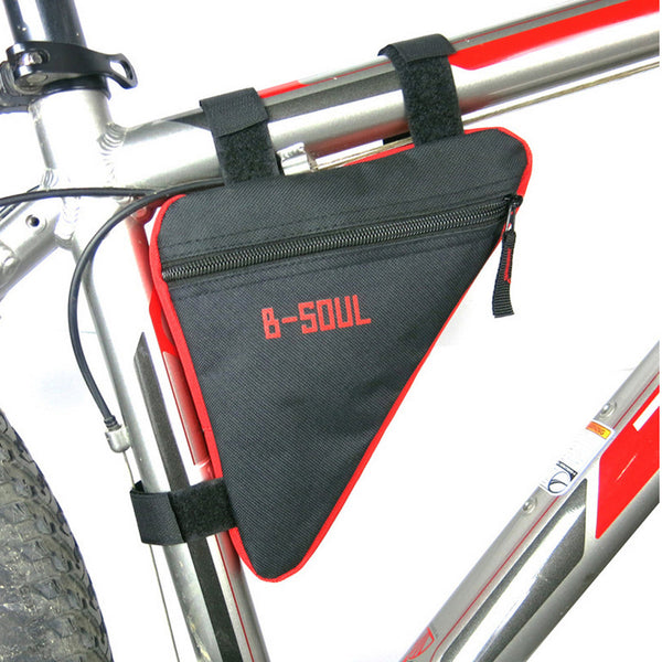 Bicycle Black Triangle Frame Bag
