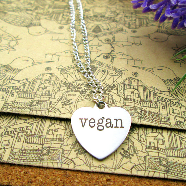 Vegan Necklace