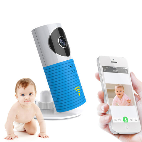 Wireless Night Vision Wifi Baby Monitor