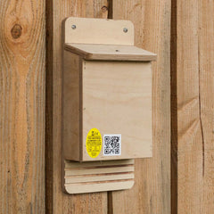 Traditional Bat Box in FSC Certified wood