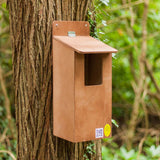 Large bird nest box for larger birds