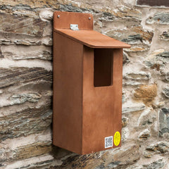 Large Bird Nest Box on wall