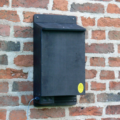 Integrated Eco Bat Box