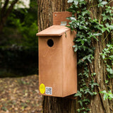 Nesting box for starlings