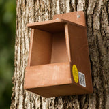 Nesting box for robins
