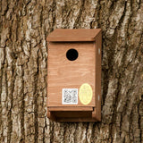 house sparrow nesting box
