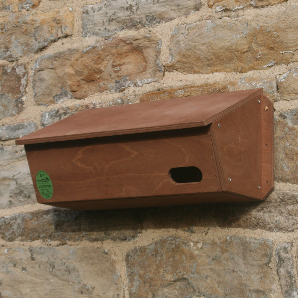 Simply Wood Terrace Nest Box For Sparrows