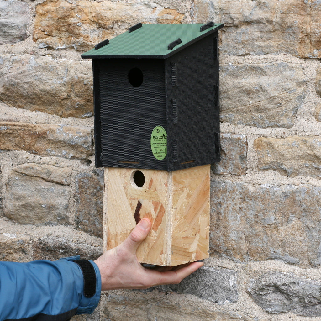 Eco Small Bird Box