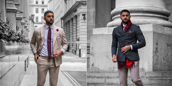 MEN'S STYLE INFLUENCER OF THE MONTH JAN 2020 - REHAN KHALID