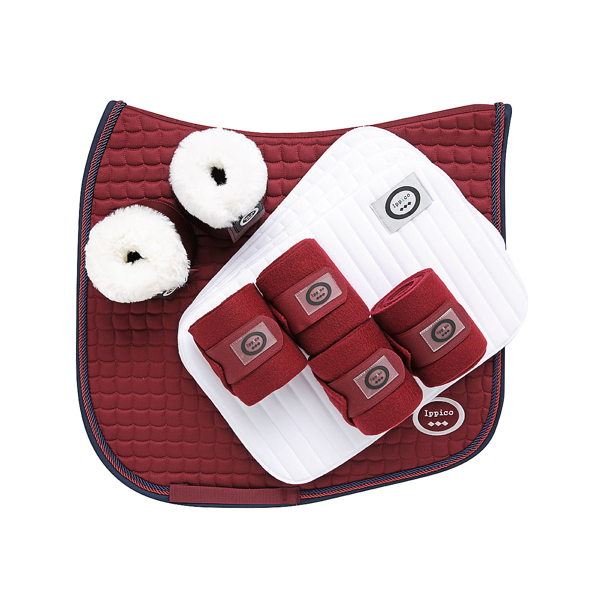 SADDLE PAD SETS
