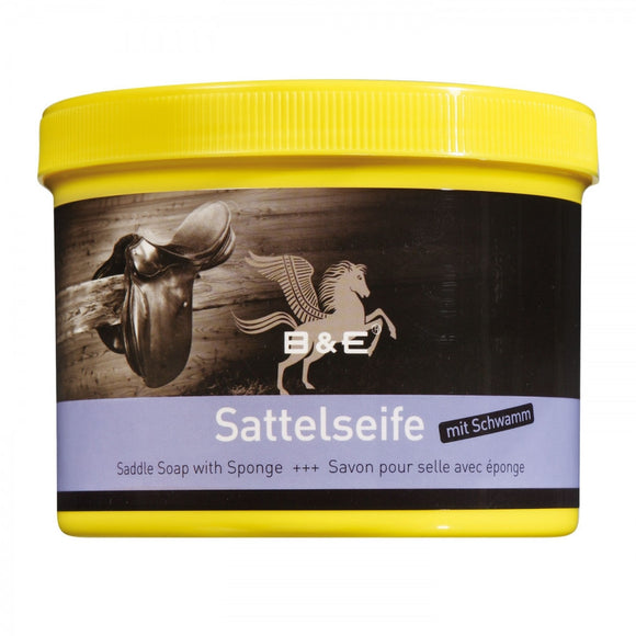 Saddle Soap by Bense & Eicke 500 gram