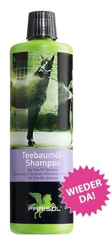 Parisol Tea Tree Oil Shampoo ~ Itchy Skin 500ml