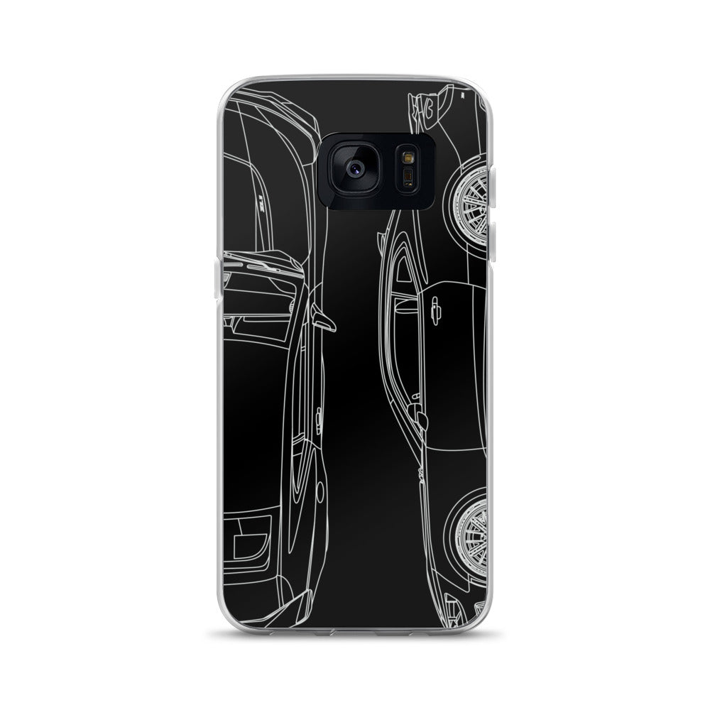 Limited January Run 6th Gen Camaro ZL1 Phone Cases