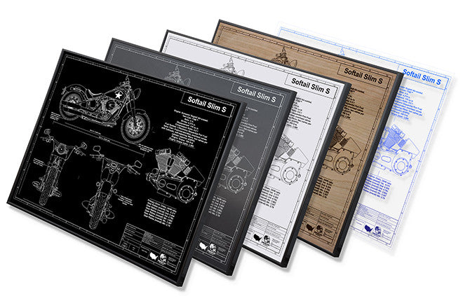 Engraved blueprint art custom laser engraved blueprint artwork custom engraved artwork malvernweather Choice Image