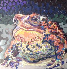 toad art
