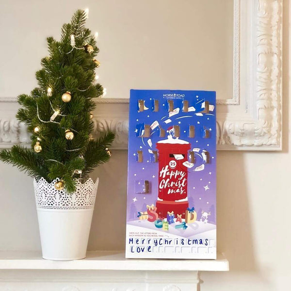 Personalised Chocolate Advent Calendar