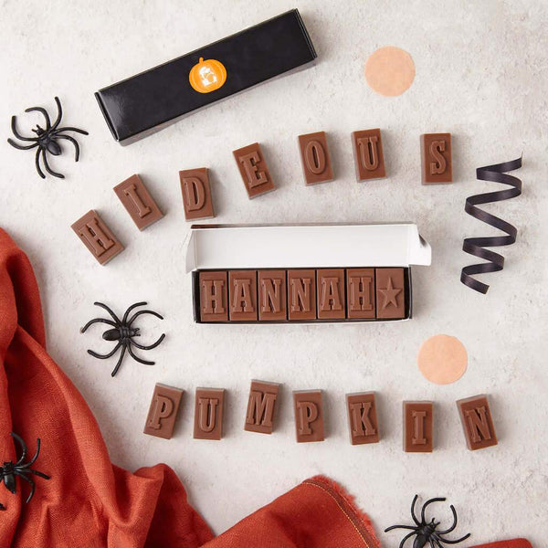 Halloween Party Treats - Personalised Gifts - Morse Toad