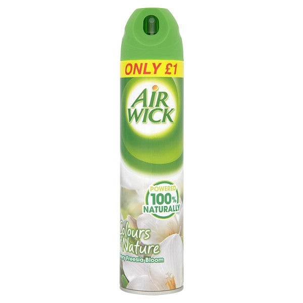Air Wick Colours of Nature Ivory Freesia Bloom 240ml