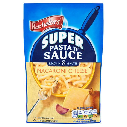 Batchelors Super Pasta 'n' Sauce Macaroni Cheese 108g