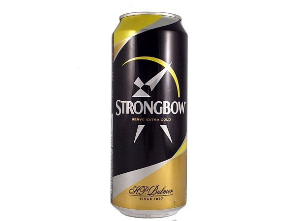 Strongbow Can 500ml
