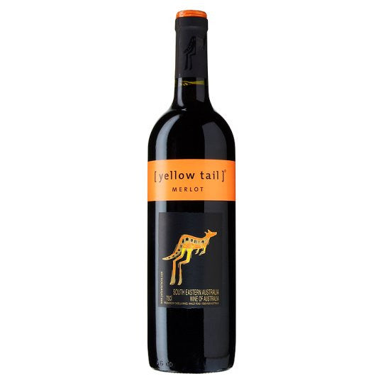 Yellow Tail Merlot 75cl