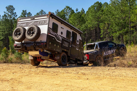 Off-road Campers and Caravans