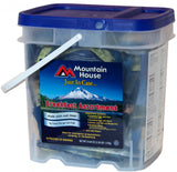 "Mountain House ""Just in Case...""® Breakfast Assortment Bucket"