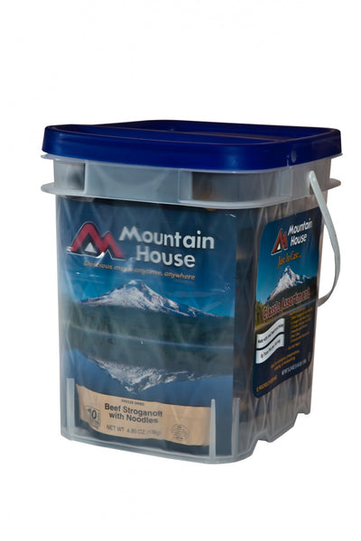 "Mountain House ""Just in Case...""® Classic Assortment Bucket"
