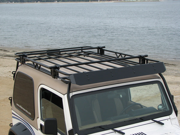 Expedition Rack, 07-15 JK Wrangler, 2-Door