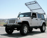 Expedition Rack, 07-15 JK Wrangler, 4-Door