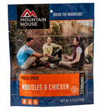 Noodles & Chicken-Pouch