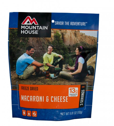 Macaroni & Cheese-Pouch