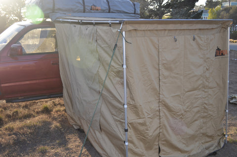 Tepui Awning Walls (Tan)