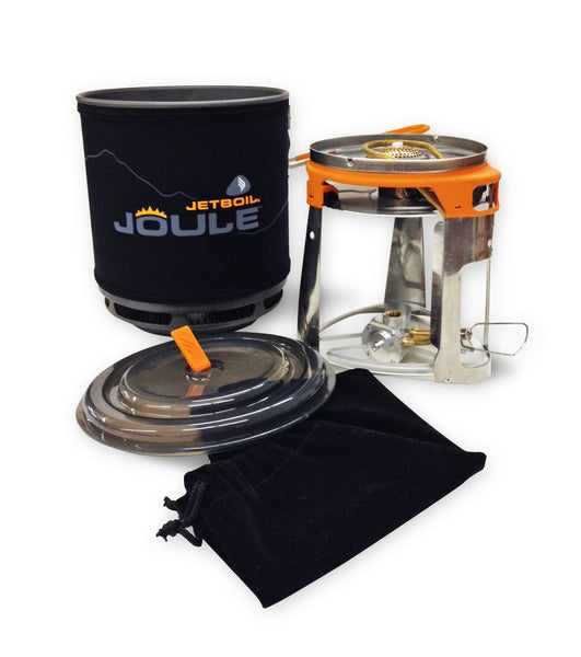 Jetboil Joule Cooking System- 10,000 BTUs of RAW POWER