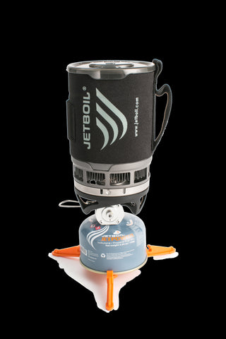 Jetboil MiniMo Cooking System - Carbon  ( excellent simmer control feature)