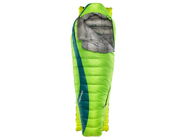 Questar™ HD 20 Down Sleeping Bag (long) gemeni green