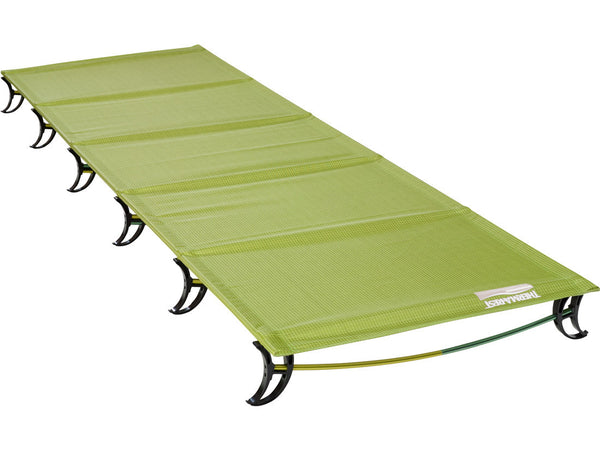 Therma-rest UltraLite Cot (large) reflect green.