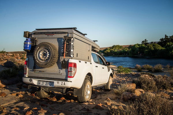 Alu-Cab Canopy Camper - Tacoma, Colorado, Jeep Gladiator and Ford Ranger