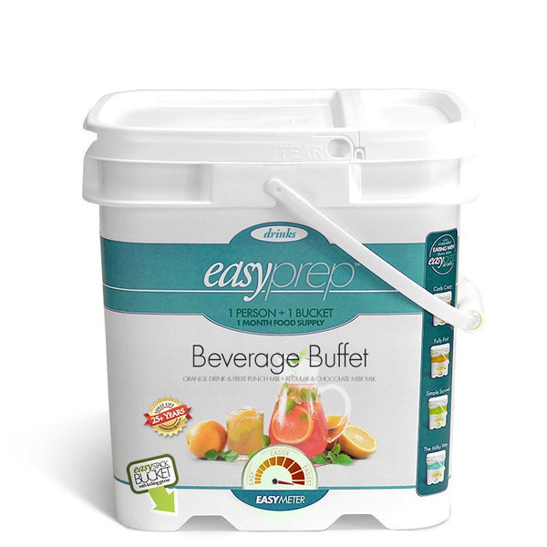 EasyPrep Beverage Buffet-1 month drink supply