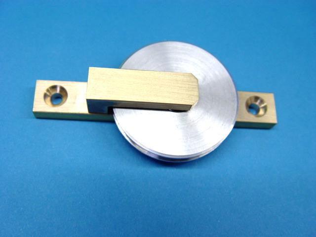 PULLEY BOARD MOUNTING