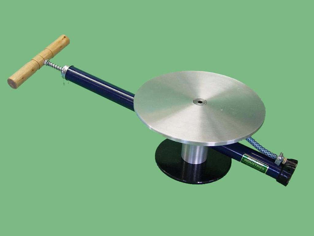PUMP VACUUM HAND WITH BASE