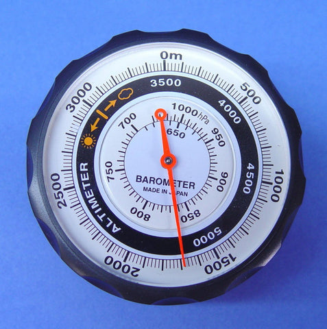 ALTIMETER BAROMETER POCKET