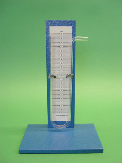 MANOMETER ON STAND WITH SCALE